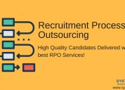 Recruitment process outsourcing | rpo services