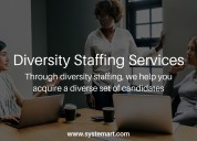Diversity staffing services in new jersey