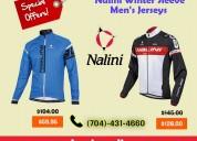 Nalini men winter jersey @ classic cycling