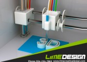 Fast 3d printing service - lime design