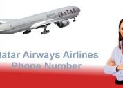 Qatar airways airlines phone number
