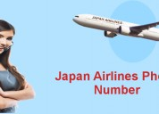 Japan airlines phone number