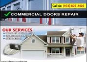 Quickly garage door opener repair and installation