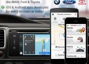 Top transport & logistics app development company