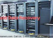 data lost? 1855-222-1919 raid data recovery