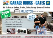 24 hour-new garage door installation arlington, tx