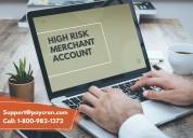 High risk merchant account provider - 800-982-1372