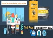 Norton antivirus technical support phone number