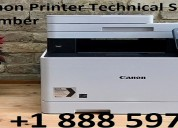Canon printer technical support phone number