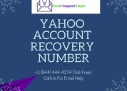 Yahoo account recovery