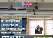 Bbb a+ rated garage door opener system repair and
