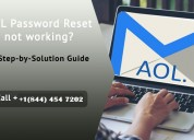 Aol support phone number +1(844) 454 7202