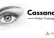 Cassandra training in india & usa - free demo