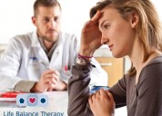 Get effective depression anxiety treatment therapy