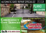 Professional garage door service, spring & rolling