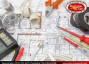 Top electrical contractor with proficiency