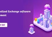 Decentralized exchange software development compan