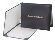 Buy diploma cover, certificate covers, award cover