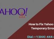 Fix yahoo mail temporary errors
