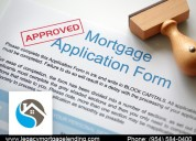 An expert fha mortgage company in plantation