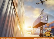 Find the best overseas movers near you