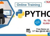 Best python online training institute in usa-nares