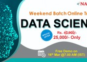Best data science online training in usa-naresh it
