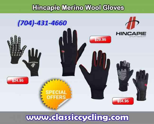 Hincapie Winter Cycling Gloves for Women