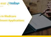 Update in medicare provider enrollment application