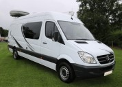 Mercedes benz sprinter  band van