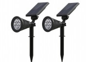 Led solar lamp waterproof for garden street pathwa