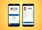 Identity verification services by idmerit