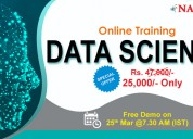 Best datascience online training institute