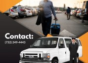 Taxi and limo service middlesex county nj