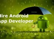 Hire dedicated android developers india | usa