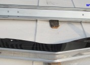 Citroen 2cv bumper (1948 – 1990) in stainless stee