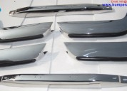 Volvo p1800 bumper (1963-1973) in stainless steel