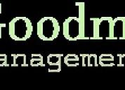 Goodman management team - property management