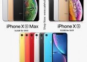 Wholesale apple iphone xs max xs xr and x unlocked