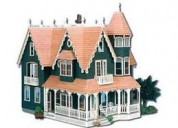 Get the best wood dollhouse