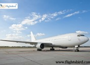 Reserve best deals on direct flights ticket bookin