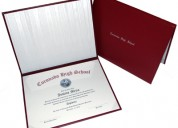 Buy diploma holders, award covers, certificate hol