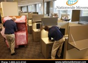 Professional office moving company