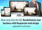 Grow your small business with responsive website
