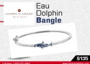 Show your love by gifting this sea life bangles