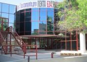 Edificio con oficinas en rente enfrente del cecut