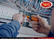 Electrical services for home and business.