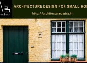 Architecture design for small home