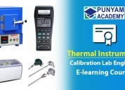 Themal instruments calibration course online