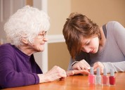 Senior care services at federal way